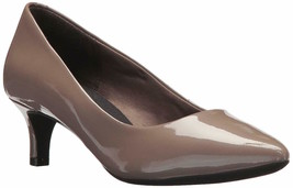 Womens Rockport Kalila Pump - Taupe Patent Leather, Size 6 [CH0296] - $84.99