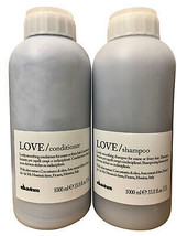 Davines Love Lovely Smoothing Shampoo & Conditioner Set Frizzy Hair 33.8 OZ - $159.99