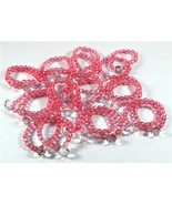 One Dozen Pink Dress Up Bracelets for Girls - Party Bags - $11.87