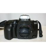 Minolta Maxxum 300si 35mm Film Camera Body Only - $19.79