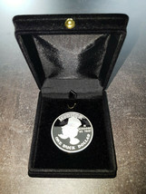 Extremely Rare! Disney Scrooge McDuck One Duck Dollar LE of 1000 Silver ... - $99.00