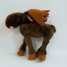 "Dakin Chewie Newgett Moose 12"" Tall Vintage Stuffed Animal 1983 - $19.79"