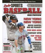 Lindy's Baseball 2020 Preview Vol 20 [Pete Alonso Cover] - $9.99