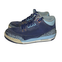 Nike Air Jordan 3 Retro GG Purple Dust Youth Sz 7 Y Sneaker 441140 506 GUC - $19.55