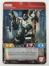 Transformers TCG Base Set - Prowl - UT T31 - WOTC 2019 - $5.00
