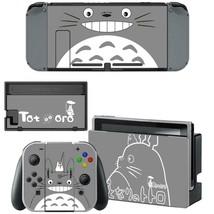 My Neighbor Totoro Nintendo Switch Consoles Joy-Con Dock Vinyl Skin Decal Covers - $9.69