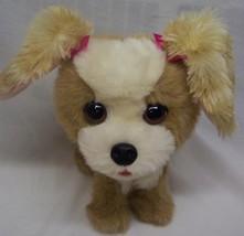 "Hasbro FurReal Friends MOVING BARKING PUPPY DOG 9"" Plush ANIMAL Toy - $24.74"