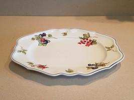 """Villeroy & Boch 1748 """"Cottage"""" Design Serving Platter Made In Germany - $98.95"""