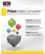 Prism Plus Video Converter convert AVI MPG4 for Windows - $25.65