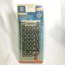 Emerson Jumbo Universal Remote Control TV VCR DVD Gag Gift New - $24.74