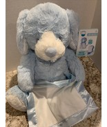 Peekaboo puppy talks and plays! Plush Blue, New Adorable! - $16.48