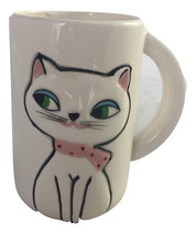 Rare Vintage 1960 Holt Howard Cozy Kitten Coffee Mug Tea Cup Japan Kitsch - $49.00