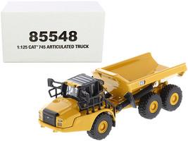 """CAT Caterpillar 745 Articulated Dump Truck """"High Line"""" Series 1/125  - $46.52"""