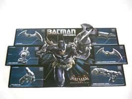 """Batman Arkham Knight Metal Embossed Sign Gear and Gadgets Ltd Ed 18.5"""" x... - $29.69"""