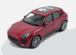 Porsche Macan Turbo (2014) Diecast Model Car 24047R - $26.71