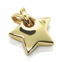 Charms Anhänger, Gelbgold 18K 750, Stern Bombenförmig image 2