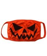 Kreepsville 666 Trick or Treat Pumpkin Punk Reusable Washable Face Mask ... - £12.19 GBP