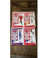 2019-20 PANINI CONTENDERS GAME TICKET 4 CARD LOT LILLARD GEORGE BAGLEY C... - $9.99