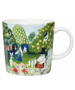 Moomin Valley Mug Moominvalley Special Mug Summer 2017 Arabia *NEW - $39.59