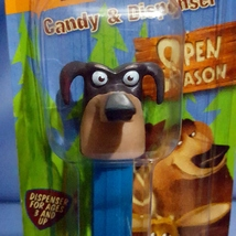 """Open Season """"Mr. Weenie"""" Candy Dispenser by PEZ. - $8.00"""
