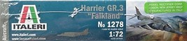 "Italeri 1/72 Harrier GR.3 ""Falkland""  kit 1278 image 3"
