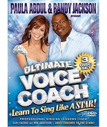 Ultimate Voice Coach - Learn To Sing Like A Star! DVD - $9.99