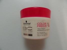 SCHWARZKOPF  COLOR FREEZE MASQUE FOR COLOR TREATED HAIR - 6.8 OZ - 5136 - $14.00