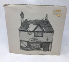 "Dept 56 Heritage Village ""Fezziwig's Warehouse"" 65005 Lighted House w/Box - $35.52"