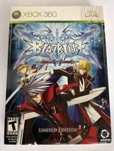 BlazBlue: Calamity Trigger Limited Edition Complete (Microsoft Xbox 360, 2009) - $24.70