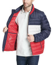 Tommy Hilfiger Men's Ultra Loft Insulated Packable Down Puffer Nylon Jacket image 6