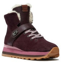 Coach G4301 City Hiker Sneakers Oxblood Size 10 Msrp: $195.00 - $138.59