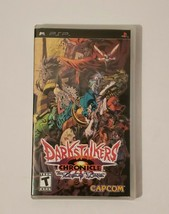 Darkstalkers Chronicle The Chaos Tower 2004 Sony PlayStation PSP CIB Complete - $29.65