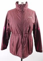 Columbia Ruby Ridge Omni-Shield Insulated Jacket WOMENS XL Purple Hood - $34.99
