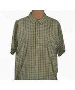 Patagonia Men's Sz 17.5 L Large S/S Button Front Dress Shirt - $29.99