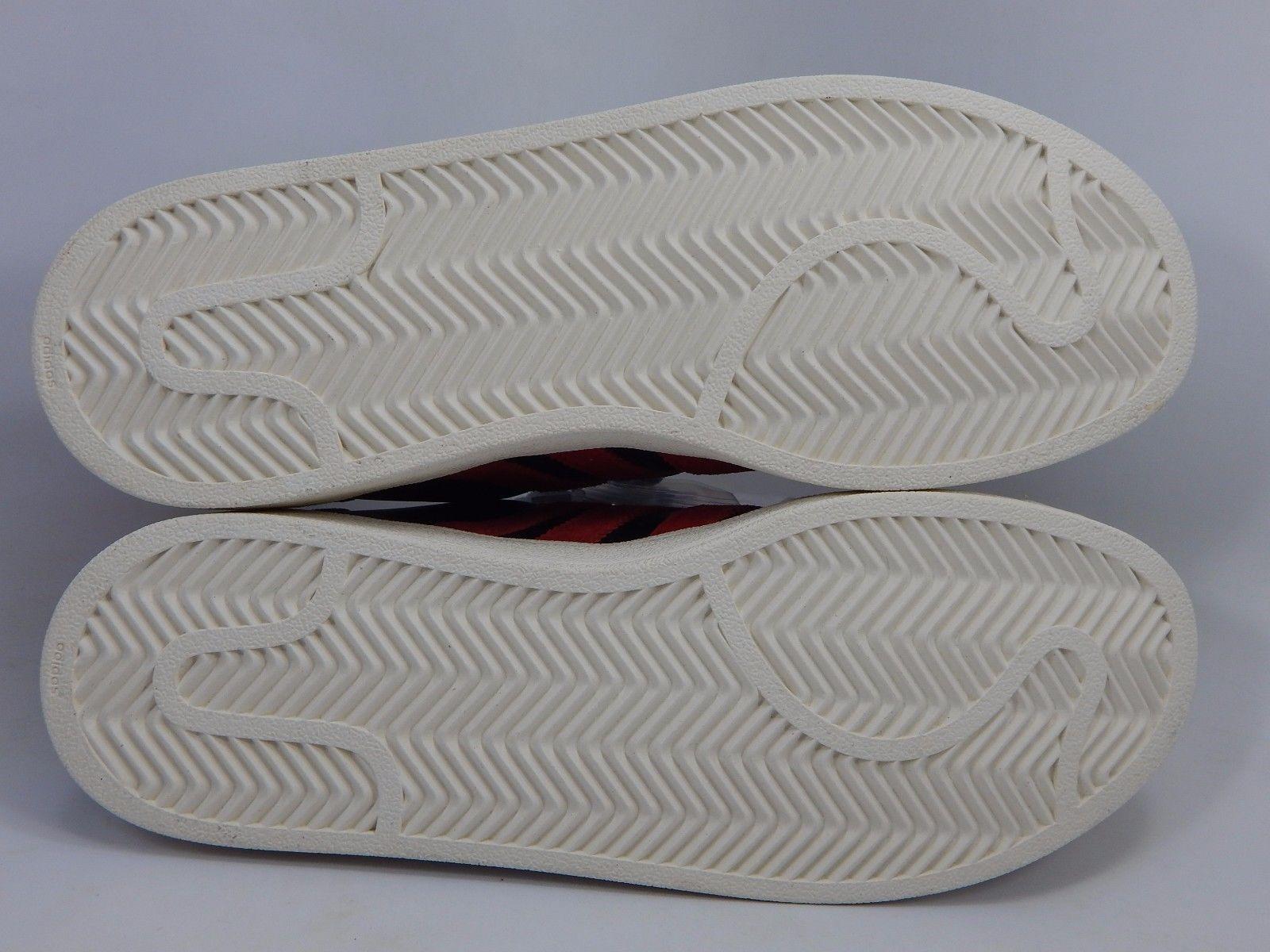 Adidas Superstar Big Kid's Girl's Youth Shoes Sz US 6.5 Y EU 39 1/3 Black D74444