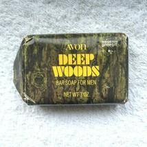 Avon Deep Woods Bar SOAP Men's 3 oz Scented Body Cleanser Unused VTG New... - $9.88