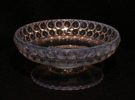 Richards and Hartley Thousand Eye White Opalescent Butter Dish Bottom - $60.00