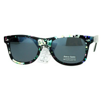 Floral Flower Print Sunglasses Classic Designer Fashion Square Frame - $9.85+