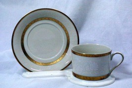 Mikasa 2007 Antique Lace #L5531 Cup And Saucer Set - $8.31