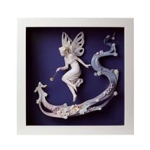 Lladro  01008448 FAIRY WISH - WALL ART Fantasy 8448 New in original box - $2,095.19