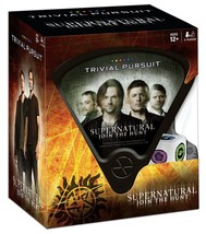 USAopoly Supernatural Trivial Pursuit Board Game - $19.13