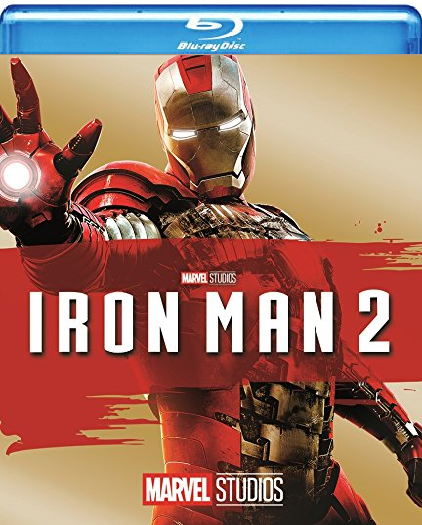 Iron Man 2 [Blu-ray+Digital]
