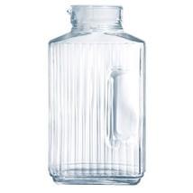 Luminarc Quadro 2-Liter Glass Pitcher with Lid - $15.92