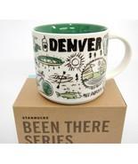 Starbucks Denver Been There Mug Points of Interest Across Globe 2019 14oz NIB - $31.67