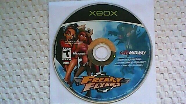 Primary image for Freaky Flyers (Microsoft Xbox, 2003)