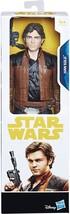 "Star Wars Story Han Solo 12"" Action Figure Titan Hero - $15.00"