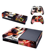 Xbox One Console Skin Street Fighters US Ken Vi... - $11.00