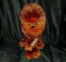 "14"" Star Wars 2017 Chewbacca Funko Galáctica Muñeco Felpa Peluche Plush Toy - $18.55"