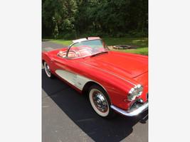 1961 Chevrolet Corvette Convertible For Sale In Byron Center MI 49315 image 3