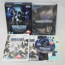 Nintendo Wii Resident Evil / Biohazard: Darkside Chronicl Japan Working ... - $29.09